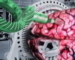 Opinion singularity utopia delves into future biological machines