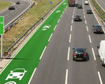 Wireless charging while driving the uk to give electric highways a test run