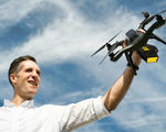 North dakota police can legally use weaponized drones that are less than lethal tasers tear gas etc