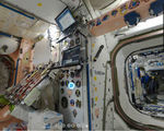Check out this awesome virtual tour of the international space station