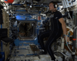Astronauts rocking new threads in space skinsuits to help combat against debilitating effects of outer space