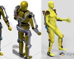 The axo suit exoskeleton could help future seniors enjoy an active life