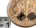 New accelerometer is smaller than a grain of sand taking miniaturization to the next level