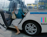 Japan hopes to have fully driverless taxi service ready for the 2020 tokyo olympics robot taxi