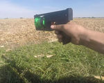 Video this guy made a working revolver using a 3d printer and a nail