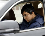 Video chinese researchers create mind controlled car using eeg signals from the driver's brain