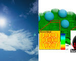 Newly developed self cleaning solar panels can face in any direction achieves efficiency enhancement up to 46 percent