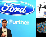 Ford starting to act like a tech company tripling autonomous fleet getting into drones internet of things