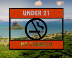 First state raise legal smoking age 21 hawaii