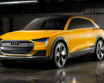 Audi's hydrogen car go 372 miles fuel up in 4 minutes