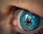 Electronic displays on contact lenses augmented reality next level