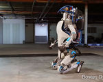 Video our robot overlords are rising atlas robot eerily after being knocked down