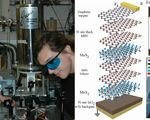 Next generation optoelectronics advance material control excitons room temperature