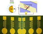 Self propelled nanomotors repair electronics integrated numerous applications