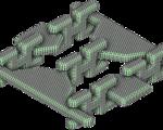 Theoretical design molecular mechanical computer 100 billion times efficient computer