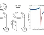 Researchers 3d printed superconducting components