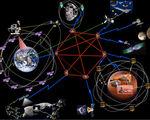Nasa solar system internet delay disruption tolerant networking