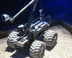 Weaponized bomb robot kill gunman murdered dallas police officers last night