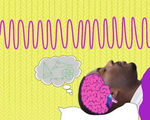 Brain stimulation sleeping treatment psychiatric neurological disorders