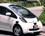 Autonomous transportation revolution self driving taxis singapore