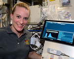 Dna sequencer successfully international space station iss