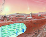 Elon musk interview build future mar colony space