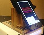 Smartphone lab detect cancer standard lab technology