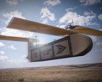 Silent arrow autonomous 1 ton delivery cargo drone