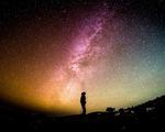 Milky way 1023340 antimatter universe