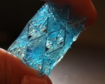 Researchers create bone inspired 3d printed building materials