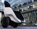 Segway hover chair wall e