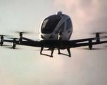 Ehang s pilotless air taxi aces first flight demo in the us