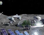 Scientists are generating oxygen from simulated moon dust