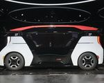 Cruise s first driverless car without a steering wheel or pedals gm honda