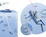 Aqua fi internet underwater