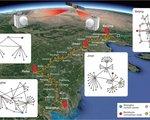 China quantum network