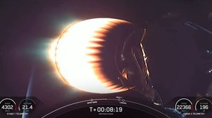Screenshot spacex inspiration4 launch